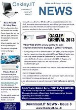 OakleyIT Newsletter Issue 8